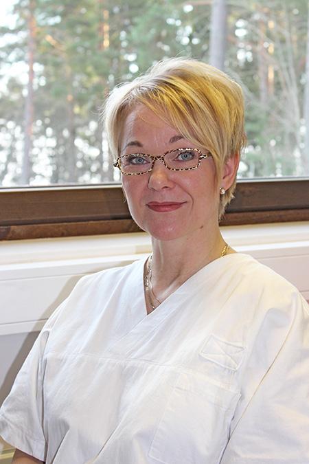 AMK naprapaatti Katja Lind